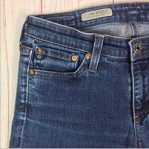 Ag Adriano Goldschmied Jeans - AG Adriano Goldshmied The Stilt Cigarette Jeans 27